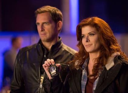 Watch The Mysteries of Laura Season 2 Episode 10 Online