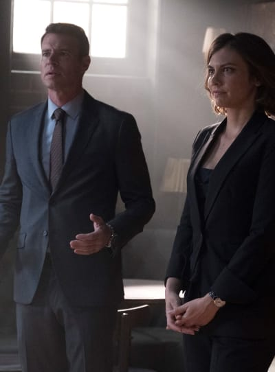 Opposing Viewpoints - Tall - Whiskey Cavalier Season 1 Episode 3
