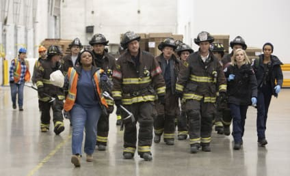 Chicago Fire Season 8 Episode 17 Review: Protect a Child