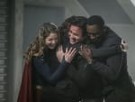 Group Hug! - Supergirl Season 2 Episode 14