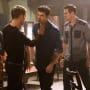 Angry Josh - The Originals Season 2 Episode 10
