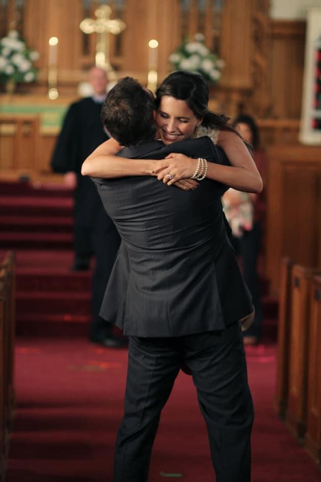 A Hug for Dad