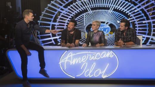 american idol reboot