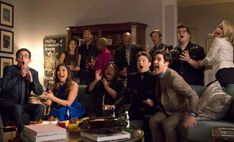 Celebrate Good Times - Glee Season 6 Episode 13