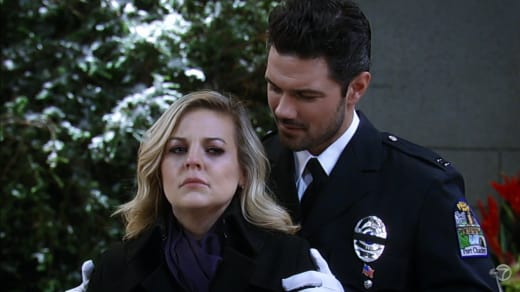 Nathan Says Goodbye To Maxie — General Hospital