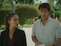 Helping Partner - Almost Paradise Season 1 Episode 1