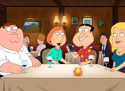 Watch Family Guy Season 14 Episode 7 Online