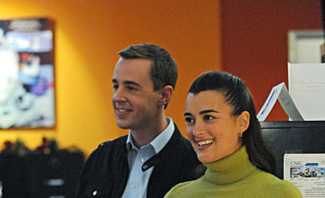 Ziva and McGee