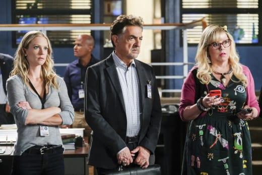 Killer Aircraft - Criminal Minds Season 13 Episode 4