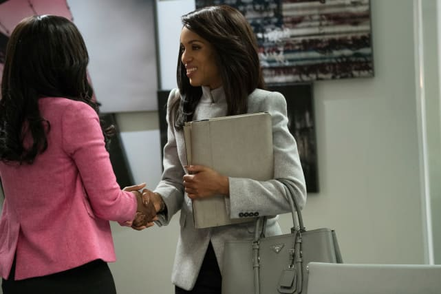 GIVE ME A JOB! - Scandal Season 7 Episode 12