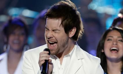Reality TV Rundown: Album Success for David Cook