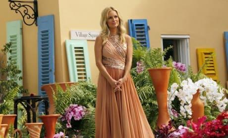 Emily Maynard on The Bachelorette Finale