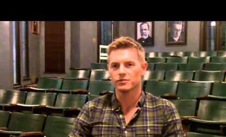 Rick Cosnett Interview