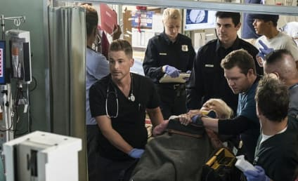 Code Black Season 2 Episode 11 Review: Exodus