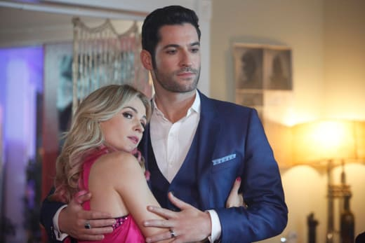 A New Woman? - Lucifer Season 2 Episode 14