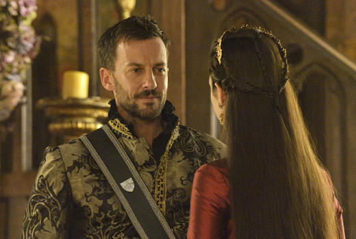 Lord Narcisse - Reign Season 2 Episode 4