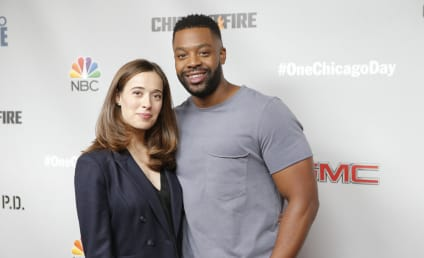 Chicago PD: LaRoyce Hawkins and Marina Squerciati Dish On Season 4