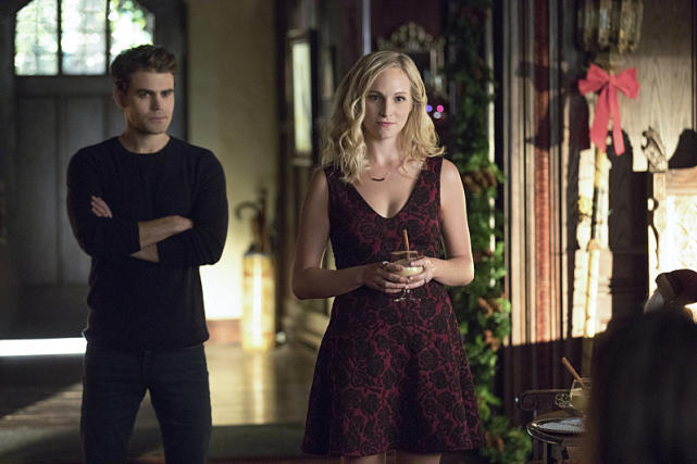 Welcome to the Party - The Vampire Diaries Season 8 Episode 7