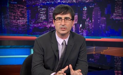 John Oliver to Leave Daily Show, Host HBO Comedy Series