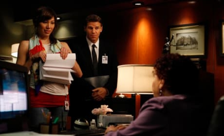 Booth and Angela