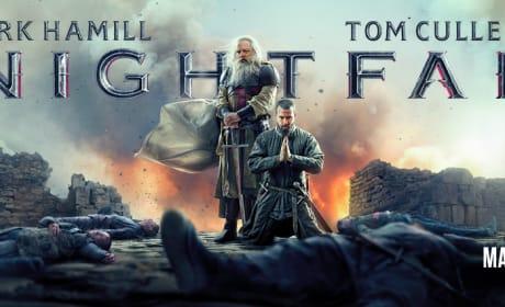 The Knightfall Banner