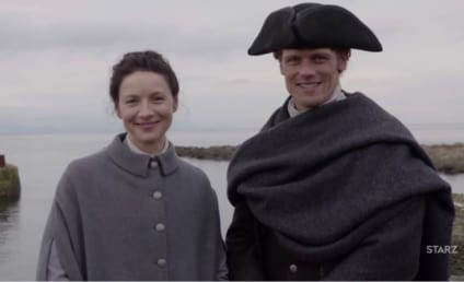 Outlander: Stars Says Goodbye to Scotland in Cute Video; When Does it Return?!