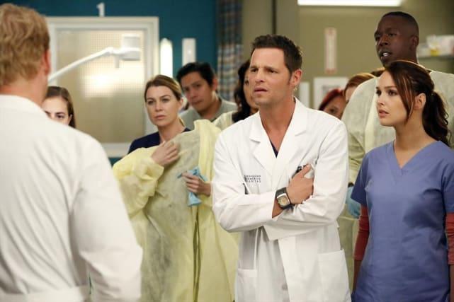 Confused Karev - Grey's Anatomy