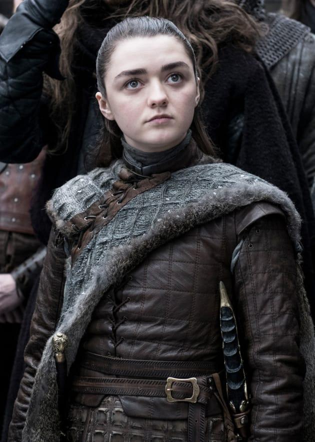 Arya Returns - Game of Thrones