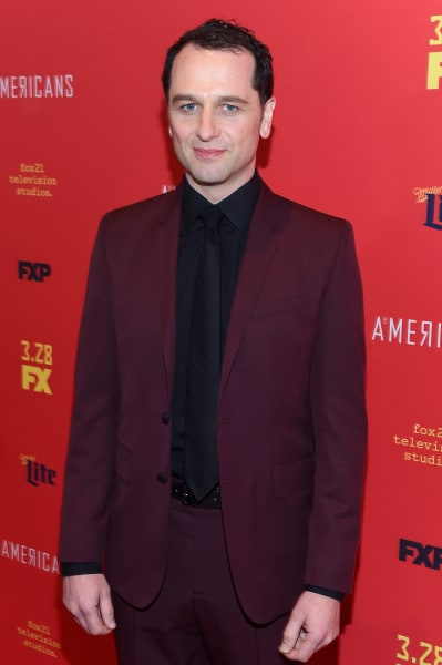 Matthew Rhys Attends The Americans Premiere
