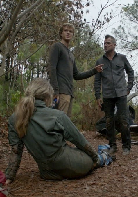 The Helicopter Crash - MacGyver