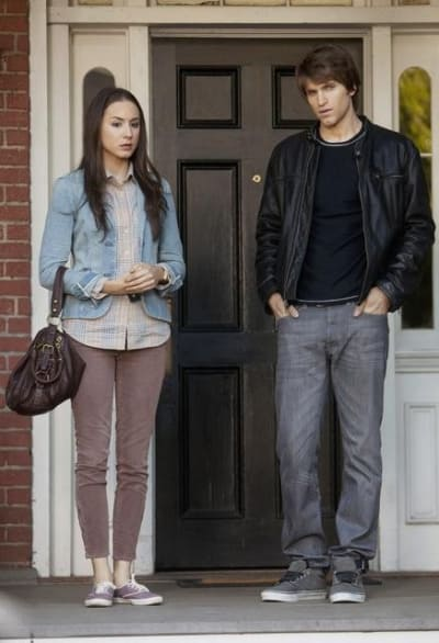 Spencer and Toby Photo