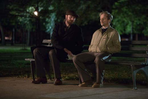 Oleg and Philip Meet - The Americans Season 6 Episode 1
