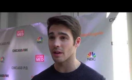 Steven R. McQueen Talks Chicago Fire