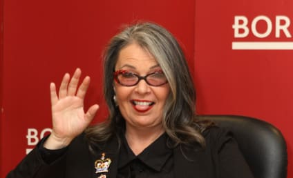 Roseanne Barr: Returning to TV?