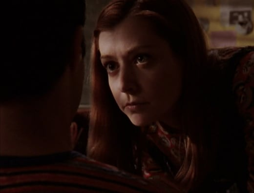 Interrogation Tactics - Buffy the Vampire Slayer Season 2 Episode 20