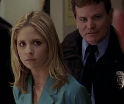 Wanted Fugitive - Buffy the Vampire Slayer