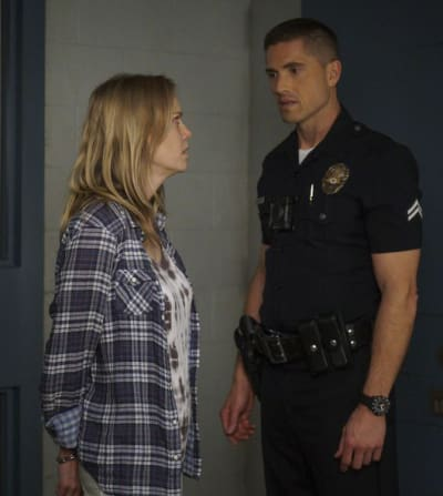 Isabel Is Arrested - The Rookie Season 1 Episode 7
