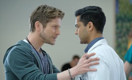 The Resident Season 1 Episode 1 Review: Conrad Is Never Wrong!