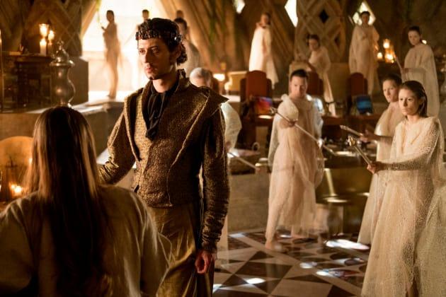 High King Eliot Returns! - The Magicians Season 2 Episode 13