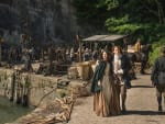 Strolling the Docks - Outlander
