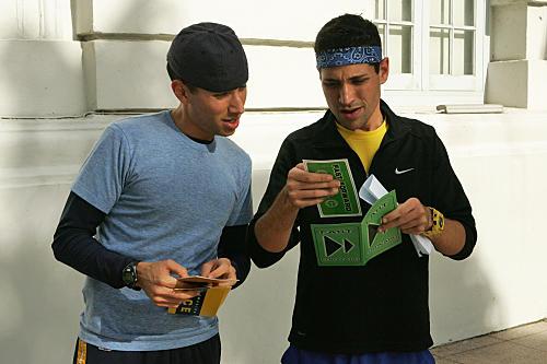 Dan and Jordan Go For the Fastforward