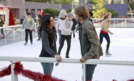 Romance on the Ice - NCIS: Los Angeles
