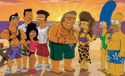 "The Simpsons Review: ""The Real Housewives of Fat Tony"""