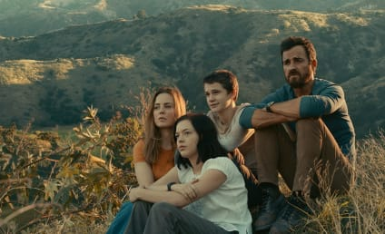 Justin Theroux, Melissa George, and Cast Tease The Mosquito Coast's Radical Family Life