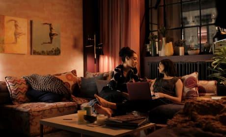 Adena and Kat - The Bold Type Season 2 Episode 3