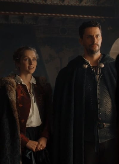 Interested in Alchemy - A Discovery of Witches Season 2 Episode 7