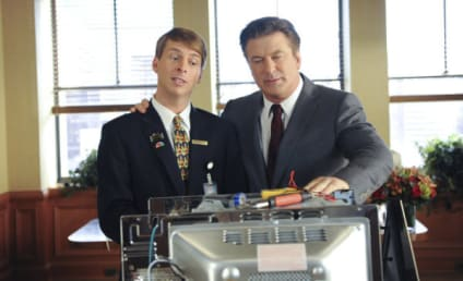 30 Rock Review: How to Shotgun a Pizza