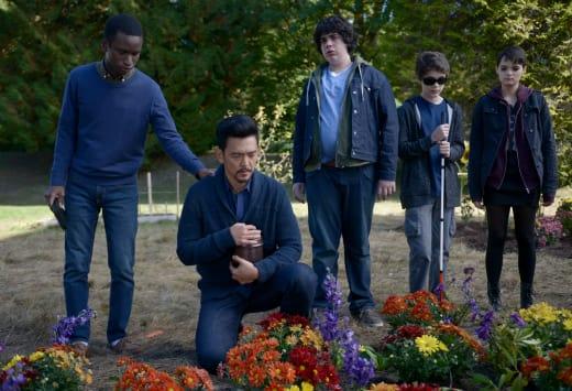 Burying Nikki - The Exorcist Season 2 Episode 7