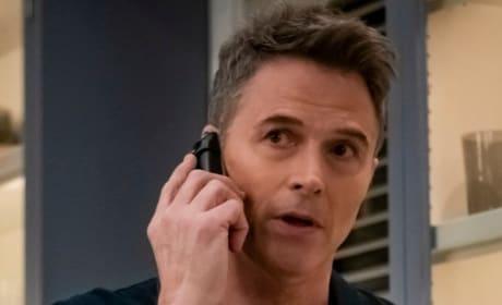 Henry Takes a Call - Madam Secretary Season 5 Episode 19