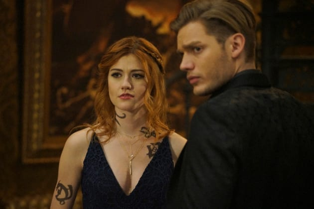 Sibling Sorrow - Shadowhunters Season 2 Episode 8